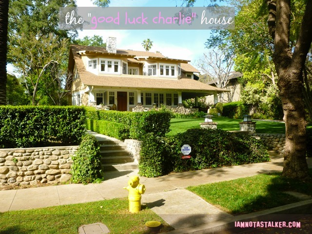 The Quot Good Luck Charlie Quot House Iamnotastalker