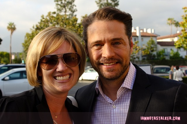 Jason Priestley Signing (3 of 6)