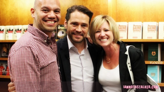 Jason Priestley Signing (6 of 6)
