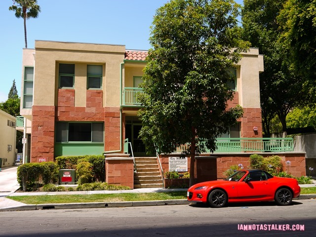 Marilyn Monroe Burbank apartment (1 of 10)