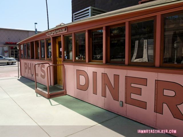 Phil's Diner the X-Files (1 of 27)