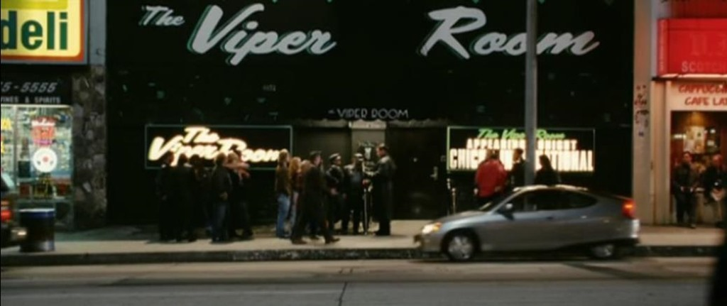 The Viper Room From Quot Entourage Quot Iamnotastalker