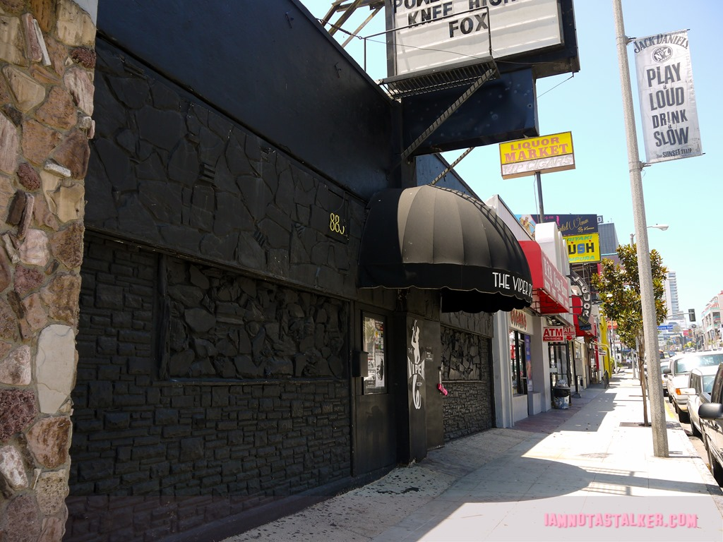 The Viper Room from \
