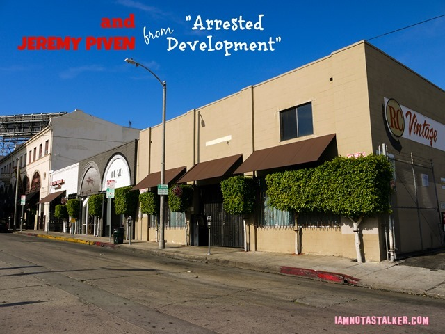 and Jeremy Piven nightclub 2 Arrested Development (14 of 21)