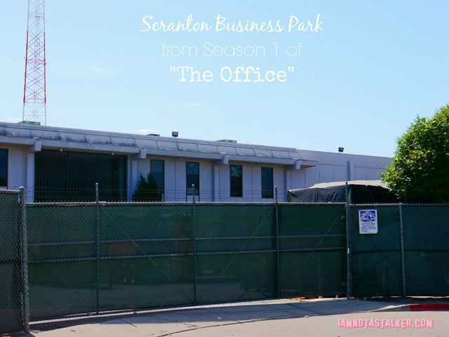 Dunder Mifflin Season 1 location The Office (3 of 15)