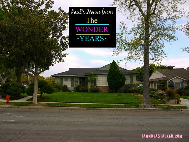 Paul Pfeiffer's House The Wonder Years (1 of 11)