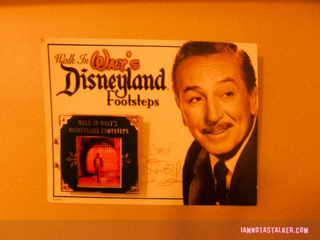 Walking in Walt's Disneyland Footsteps Tour (1 of 2)