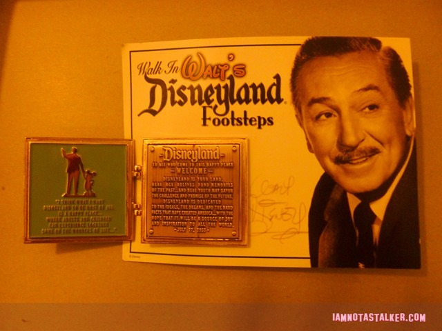 Walking in Walt's Disneyland Footsteps Tour (2 of 2)