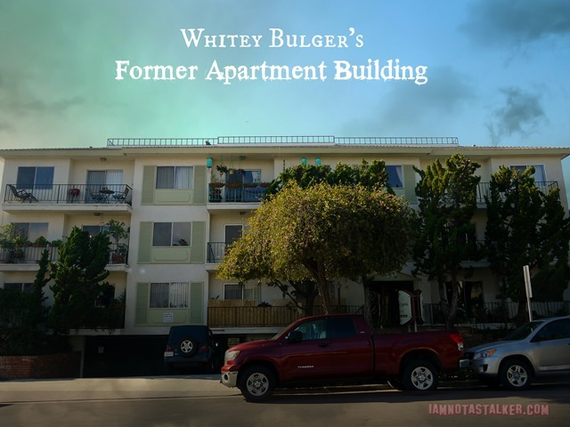 Whitey Bulger apartment building (6 of 7)