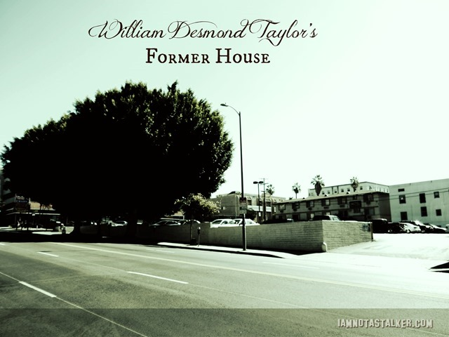 William Desmond Taylor house (1 of 10)