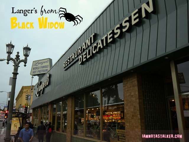Langer's Restaurant Black Widow (1 of 7)