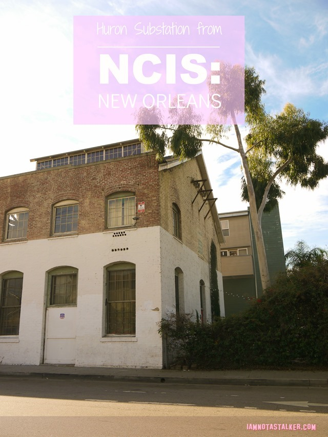 Huron Substation NCIS- New Orleans (17 of 25)