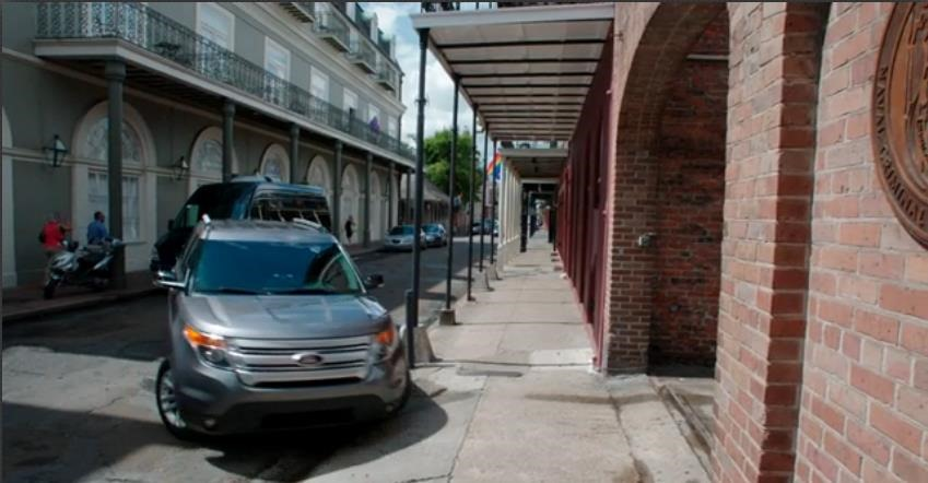 Huron substation from ncis new orleans iamnotastalker for Garage orleans auto