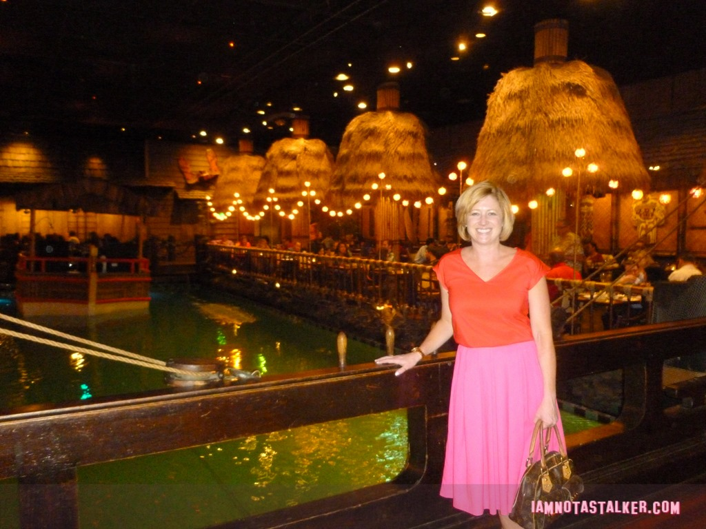 The Tonga Room & Hurricane Bar from \