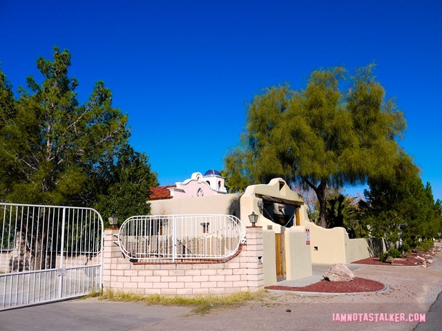 Michael Jackson's Las Vegas House (1 of 13)