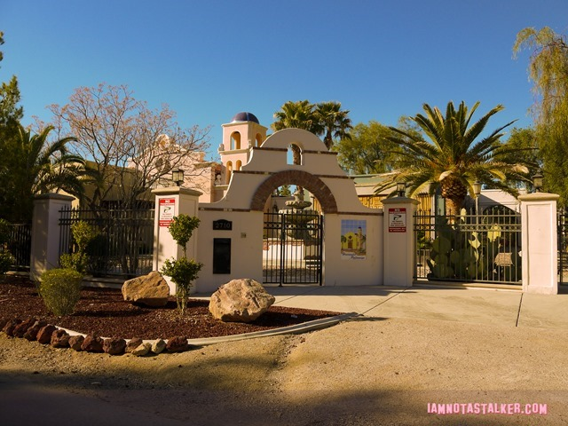 Michael Jackson's Las Vegas House (12 of 13)