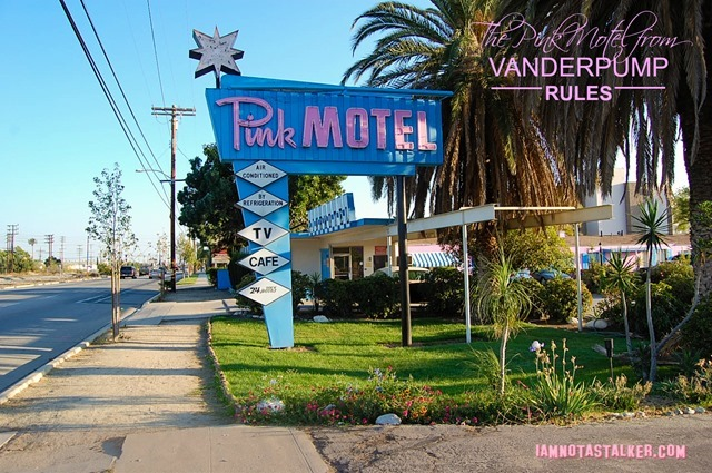 Pink Motel Cadillac Jacks Vanderpump Rules