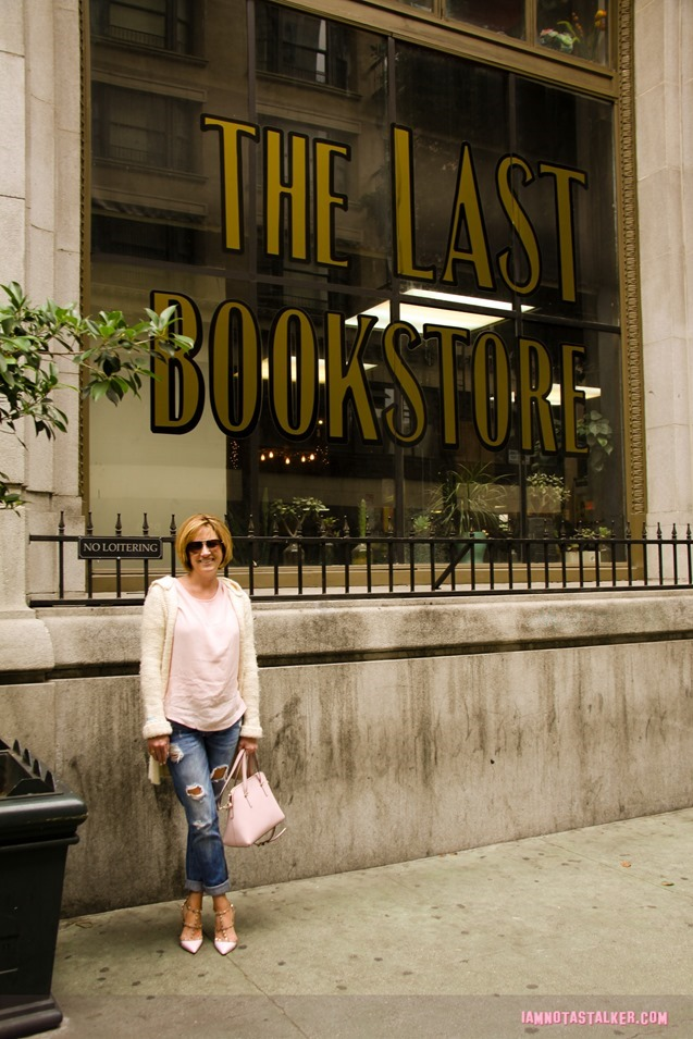 The Last Bookstore Gone Girl (11 of 38)