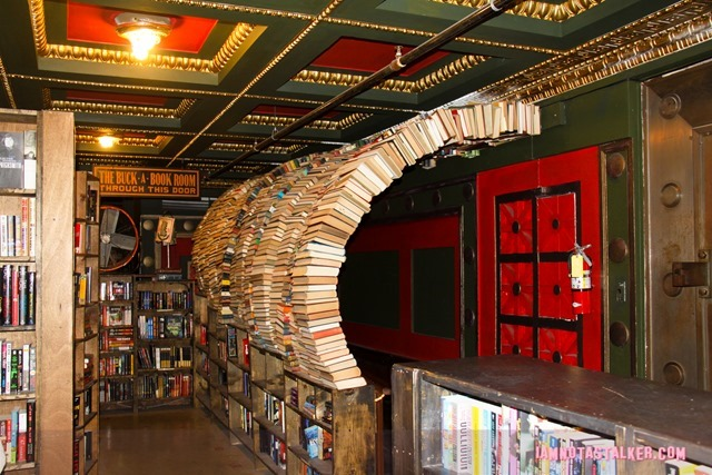The Last Bookstore From Quot Gone Girl Quot Iamnotastalker
