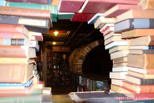 The Last Bookstore Gone Girl (29 of 38)