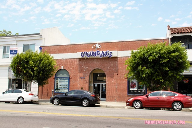 The Groundlings (2 of 3)