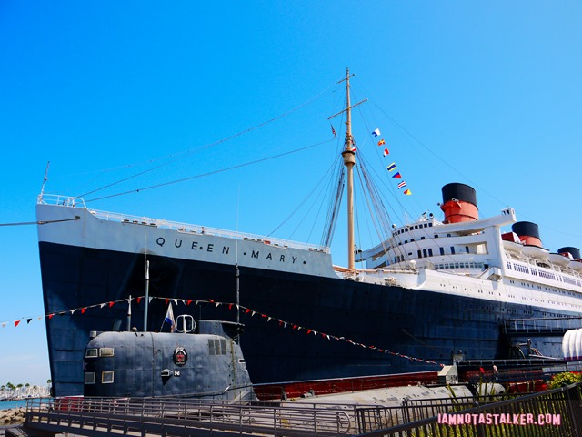 The Queen Mary (2 of 2)