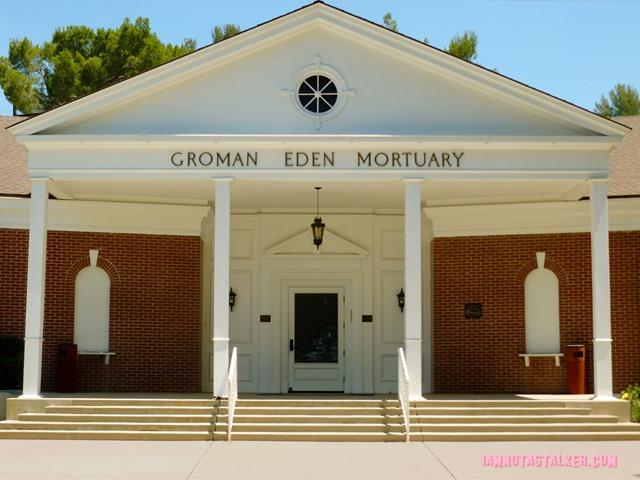 Don't Tell Mom the Babysitter's Dead Mortuary (2 of 21)