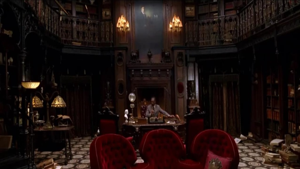 """the evers' house from """"the haunted mansion"""" 