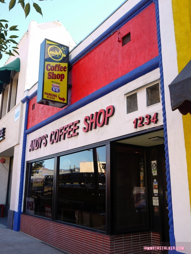 Andy's Coffee Shop from Cups-26