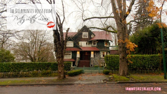 Alison DiLaurentis House Pretty Little Liars-1
