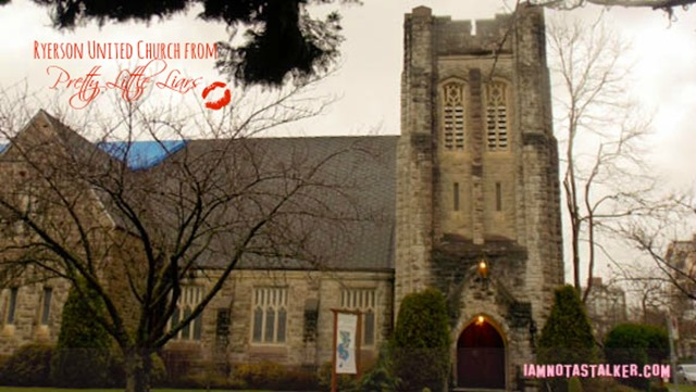 Ryerson United Church Pretty Little Liars-4 -2