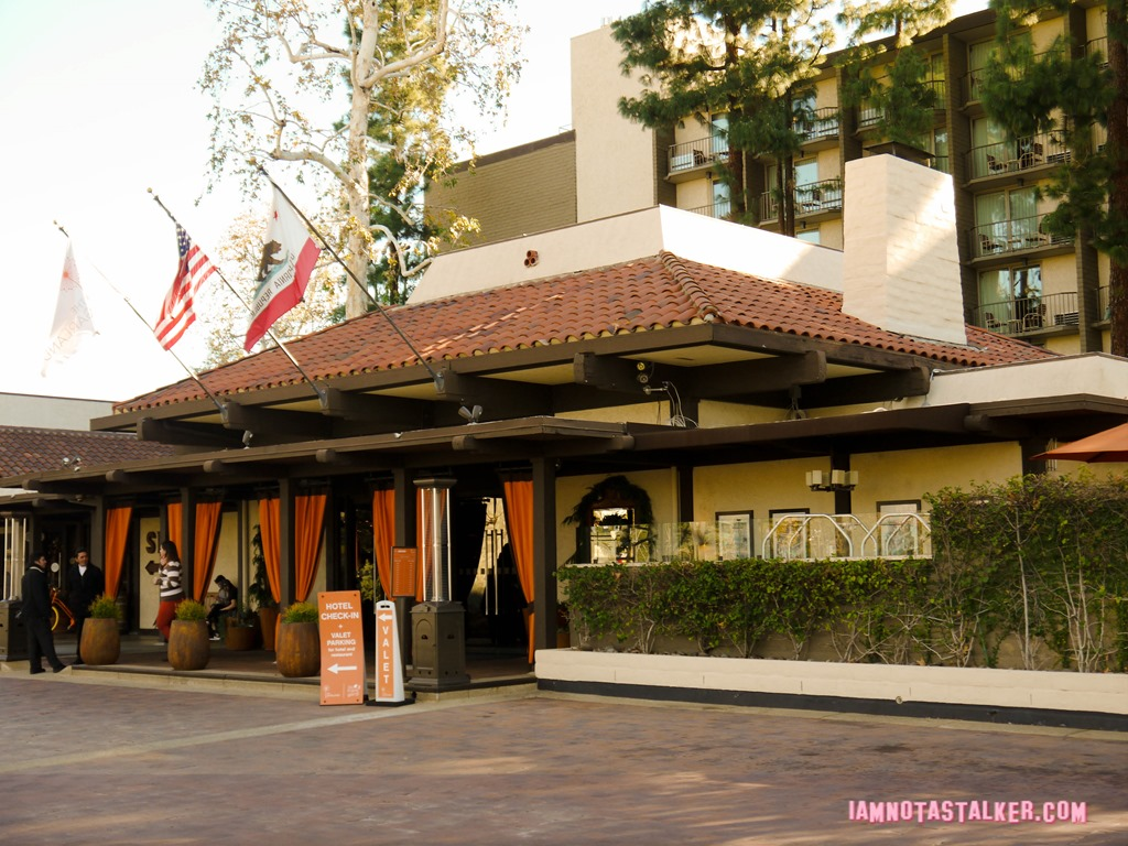 """The Garland Hotel from """"Parks and Recreation"""" 