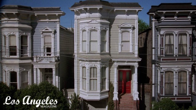 Fuller House Screen Capture That Features Broderick Street House 1