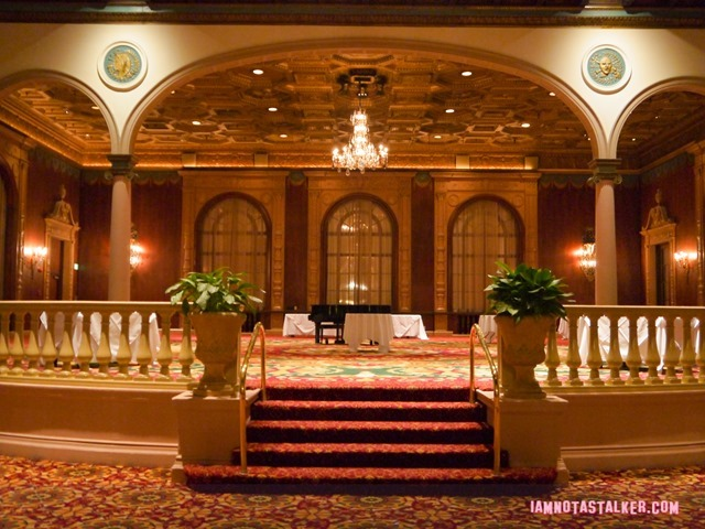 Millennium Biltmore Gold Room from Beverly Hills 90210-11
