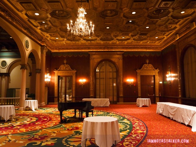 Millennium Biltmore Gold Room from Beverly Hills 90210-6
