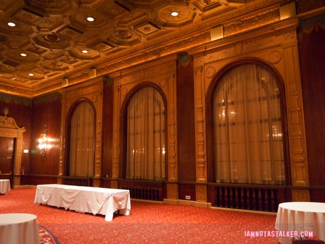 Millennium Biltmore Gold Room from Beverly Hills 90210-8