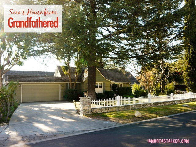 Sara's House from Grandfathered -3