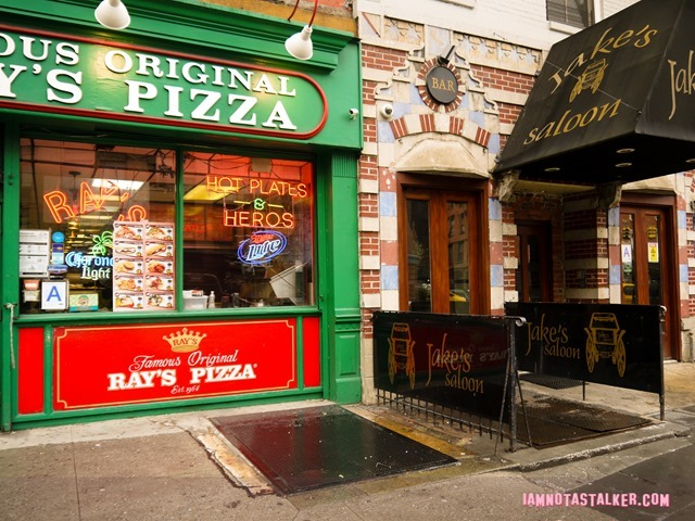 Famous Original Ray's Pizza from Sex and the City-1
