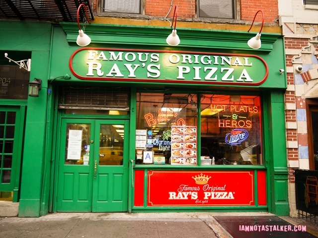 Famous Original Ray's Pizza from Sex and the City-2