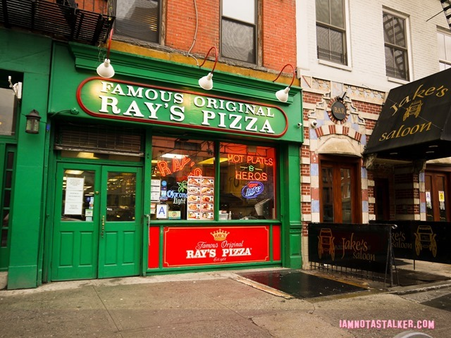 Famous Original Ray's Pizza from Sex and the City-3