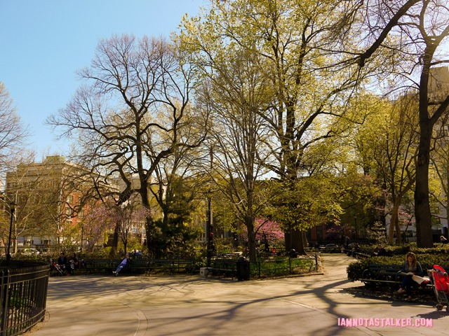Stuyvesant Square Park from Sex and the City-10