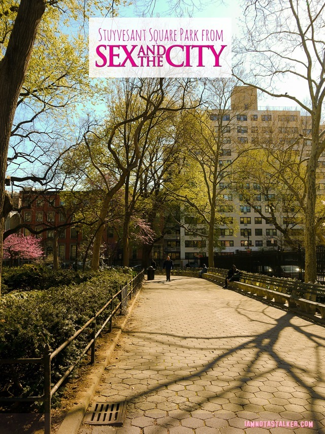 Stuyvesant Square Park from Sex and the City-16