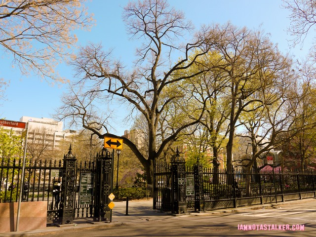 Stuyvesant Square Park from Sex and the City-19