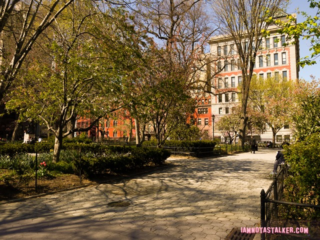Stuyvesant Square Park from Sex and the City-2