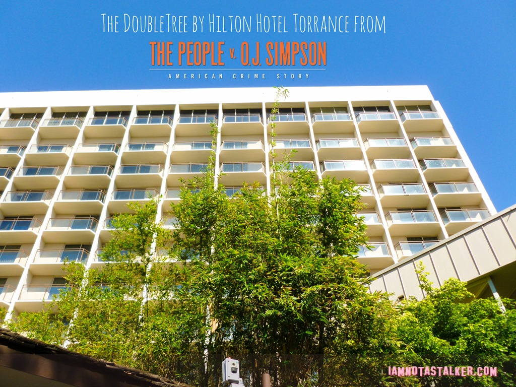 The DoubleTree by Hilton Hotel Torrance – South Bay from \