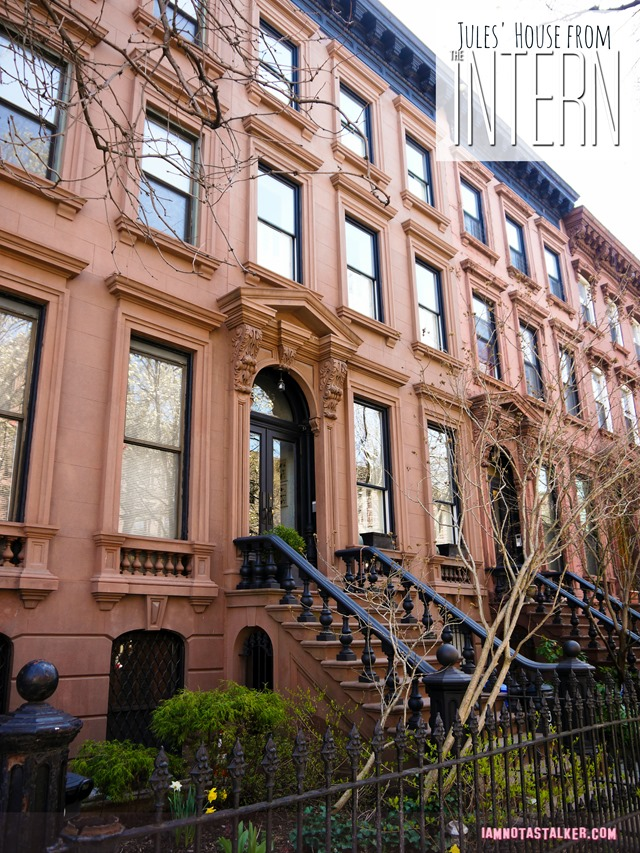 Jules House from The Intern-20