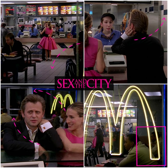 Sex and the City McDonald's 2
