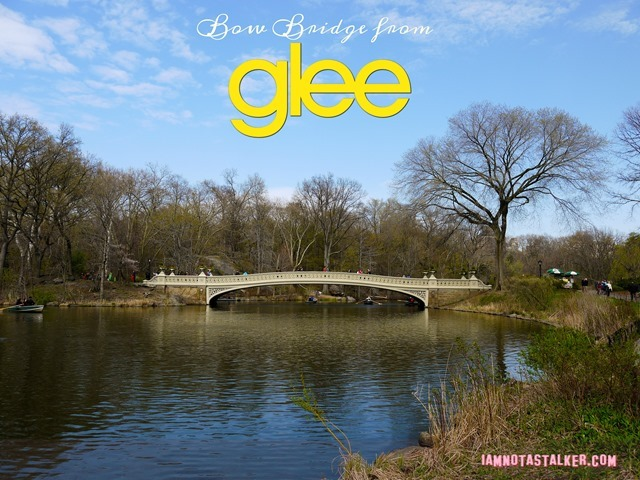 Bow Bridge from Glee-1140156