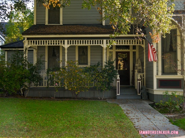 The Burr House from The Twilight Zone-1130097