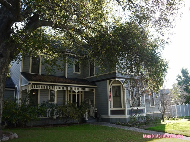 The Burr House from The Twilight Zone-1130098